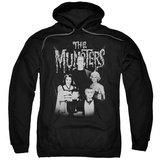 Hoodie: The Munsters - Family Portrait Pullover Hoodie