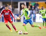 2014 MLS Playoffs: Nov 10, FC Dallas vs Seattle Sounders - Clint Dempsey Foto af Joe Nicholson