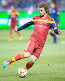 Oct 22, 2014 - MLS: Chivas USA vs Real Salt Lake - Kyle Beckerman Photo by Russell Isabella