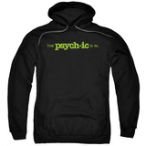 Hoodie: Psych - The Psychic Is In Pullover Hoodie