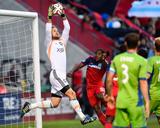 Jun 7, 2014 - MLS: Seattle Sounders vs Chicago Fire - Stefan Frei Foto af Mike Dinovo