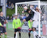 2014 MLS U.S. Open Cup: Jun 18, PSA Elite vs Seattle Sounders - Earl Edwards Jr., Zach Scott Foto af Steven Bisig