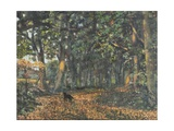 The Woodland Paths are Dry, 2003 Giclee Print by Margaret Hartnett