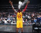 Cleveland Cavaliers v Brooklyn Nets Photographie par Nathaniel S. Butler