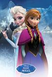 Frozen - Anna & Elsa French Language Poster