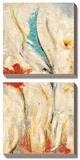 Flores I Kunstdruck von Nancy Villarreal Santos