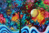 Essence Of The Earth Prints by Megan Aroon Duncanson
