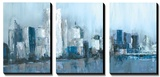 Citylines Prints by Cy Jones