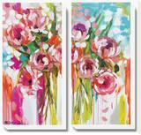 Sunburst Symphony Canvas Set by Amanda J. Brooks