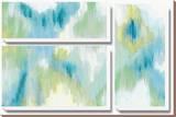 Energetic Canvas Set by Rita Vindedzis