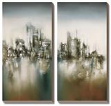 Urban Haze Prints by J.P. Prior