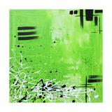 Green Dreams Arte por Megan Aroon Duncanson