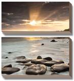 Nordic Sunset Poster by Assaf Frank