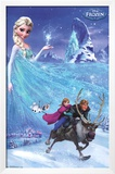 Frozen One Sheet Posters