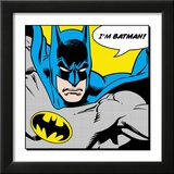 Eu sou Batman Arte