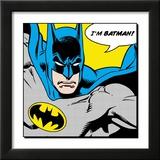 I'm Batman Prints