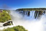 Argentina, Iguazu Falls National Park, (Unesco Site), Devil's Throat Fotoprint av Michele Falzone