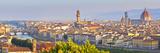 Italy, Italia. Tuscany, Toscana. Firenze District. Florence, Firenze. Duomo Santa Maria Del Fiore Fotoprint av Francesco Iacobelli