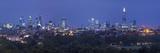 London Skyline with the Shard Above Hyde Park, London, England, Uk Valokuvavedos tekijänä Jon Arnold