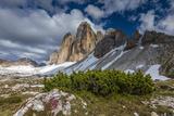 Tre Cime Di Lavaredo or Drei Zinnen Peaks, Dolomites, Cadore, Veneto, Italy Photographic Print by Stefano Politi Markovina