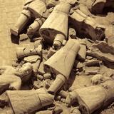 Terracotta Army, Xian, Shaanxi, China Fotografie-Druck von Ivan Vdovin