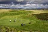 Donegal Championship Golf Club, Mervagh, Laghey, County Donegal, Ireland Photographic Print by Chris Hill