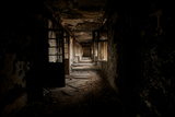 An Abandoned Building in Yekaterinburg Photographic Print by Aaron Huey