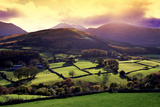 Early Spring at Trassey Road, Brynsford, Mournes Photographic Print by Chris Hill