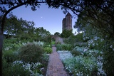 The Garden at Sissinghurst Castle Fotografisk trykk av Jim Richardson