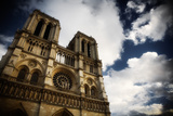 The Famous Notre Dame During the Day in Paris, France Reproduction photographique par Chris Bickford