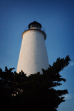 Ocracoke Light in North Carolina Reproduction photographique par Chris Bickford