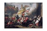 The Death of Major Peirson, 6 January 1781 Lámina giclée por John Singleton Copley