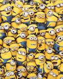 Despicable Me - Many Minions Posters
