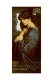 Proserpine Giclee Print by Dante Gabriel Rossetti