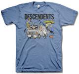 Descendents - Van T-paidat