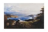 The Plains of Heaven Reproduction procédé giclée par John Martin