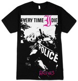 Every Time I Die - Ex Lives Riot T-Shirt