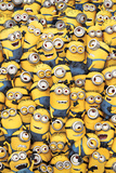 Despicable Me - Many Minions Plakater