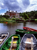 Westport House in County Mayo Photographic Print by Chris Hill