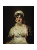 Mrs Siddons, as Mrs Haller in 'The Stranger' Giclée-tryk af Thomas Lawrence