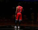 Chicago Bulls v Brooklyn Nets Photographie par Nathaniel S Butler