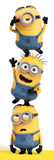 Despicable Me - 3 Minions Prints