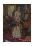 The Awakening Conscience Giclee Print by William Holman Hunt