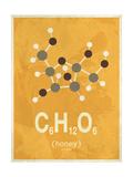 Molecule Honey Posters