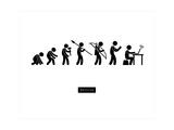 Evolve Plakater