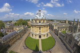 Radcliffe Camera and All Souls College from University Church of St. Mary the Virgin Reproduction photographique par Peter Barritt