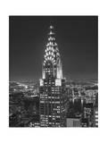 Chrysler Bulding, New York City 2 Photographic Print by Henri Silberman