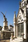 Cementerio De La Recoleta, Recoleta, Buenos Aires, Argentina, South America Fotografisk tryk af Ben Pipe