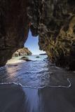 Sea Cave at Bigge Island, Kimberley, Western Australia, Australia, Pacific Photographic Print by Michael Nolan