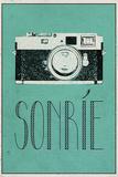 Sonrie (Spanish -  Smile) Kunstdrucke